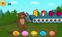 Funny Bear Feeding screenshot 2/6