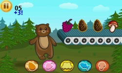 Funny Bear Feeding screenshot 3/6