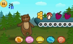 Funny Bear Feeding screenshot 4/6