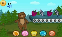 Funny Bear Feeding screenshot 5/6
