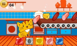 Funny Cat Feeding screenshot 3/6
