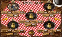Free Hidden Object Games - Bistro screenshot 2/4