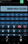 Real Scientific Calculator Free screenshot 1/4