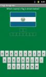 Flags hangman screenshot 5/5