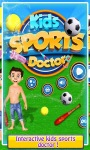 Kids Sports Doctor game screenshot 4/6