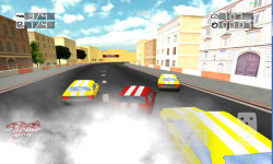 3D Racer Rivals in Traffic screenshot 2/3