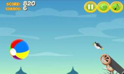 Flying the penguin screenshot 2/3