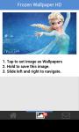 Free Frozen HD Wallpaper screenshot 5/6