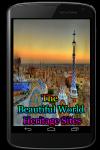 The Beautiful World Heritage Sites screenshot 1/3