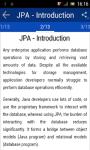 Learn JPA screenshot 2/2