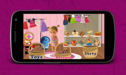 Inside Out Dresses and Toys Washing screenshot 1/4
