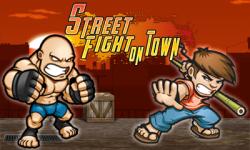 STREET FIGHT ON TOWN screenshot 1/1