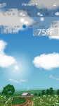 YoWindow Wetter top screenshot 5/6