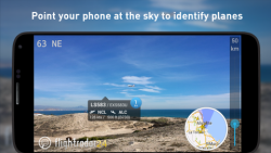 Flightradar24 Pro select screenshot 1/6