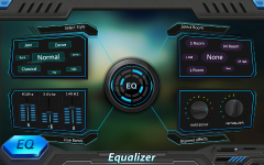 Equalizer and Bass Booster Pro plus screenshot 2/6