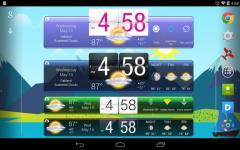 HD Widgets overall screenshot 4/6