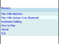Reversi V1.03 screenshot 1/1