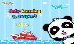 Transport by BabyBus screenshot 1/5