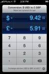 Currencies - Currency Converter screenshot 1/1