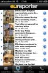 EU Reporter screenshot 1/1