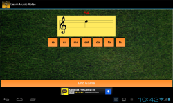 Learn Music Notes Fun screenshot 6/6