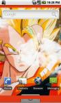 gogeta fusion dbz screenshot 1/3