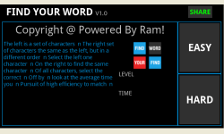 Find Your Word screenshot 2/3