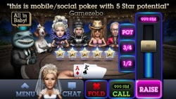 Fresh Deck Poker by Idle Games, Inc screenshot 3/5