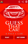 4 Pics 1 Word - Car screenshot 1/5