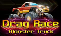 Drag Race Monster Truck 240x400 screenshot 1/6