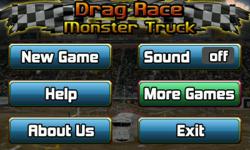 Drag Race Monster Truck 240x400 screenshot 2/6