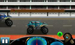 Drag Race Monster Truck 240x400 screenshot 3/6