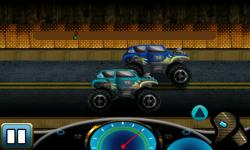 Drag Race Monster Truck 240x400 screenshot 4/6