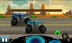 Drag Race Monster Truck 240x400 screenshot 5/6
