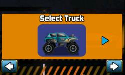 Drag Race Monster Truck 240x400 screenshot 6/6