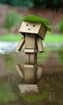 Robot In Rain Live Wallpaper screenshot 3/3