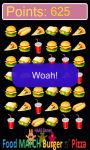food match burger and pizza game free screenshot 4/5