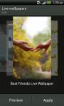 Best friends - wallpaper screenshot 2/5