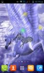 Unicorn Pegasus Live Wallpaper Best screenshot 2/4