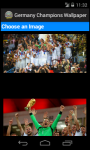 Germany Champions 2014 World Cup Wallpaper screenshot 3/6