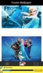 Frozen Wallpaper screenshot 1/6