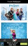 Frozen Wallpaper screenshot 3/6