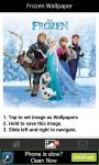 Frozen Wallpaper screenshot 4/6
