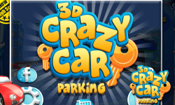 3D Crazy Car Parking screenshot 1/6