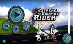 Extreme Highway Rider screenshot 1/5