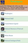 Places to Visit in Washington screenshot 2/3