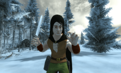 Elf Assassin Simulator 3D screenshot 2/6