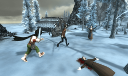 Elf Assassin Simulator 3D screenshot 5/6