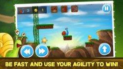 Snail Rally - Speedy Race screenshot 3/3