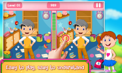 Find the Differences For Kids screenshot 1/5